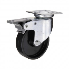 Lockable Swivel Caster Wheels