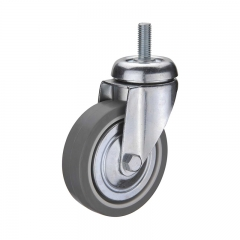 5 16 threaded stem swivel caster
