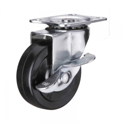 Swivel Lock Caster Wheel
