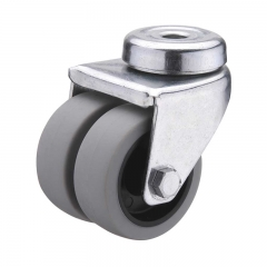 Twin Wheel Caster 40mm