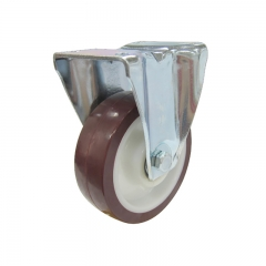 Pu Caster Wheel Price