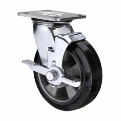 Side Locking Casters