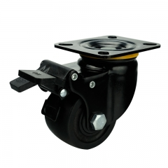 Low Profile High Load Casters
