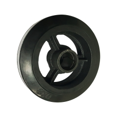 Rubber Single Wheel