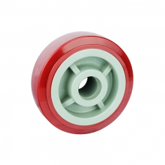 pp core pu single wheel
