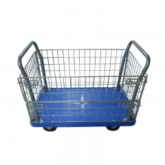 Steel Mesh Tool Trolley