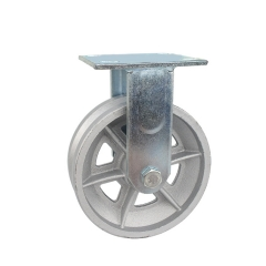 WBD wholesale 6inch fixed heavy duty v groove wheels
